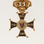 Знак ордена Virtuti Militari II степени