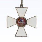 Знак ордена Святого Георгия IV степени