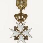 Знак ордена Святого Иоанна Иерусалимского (Большой крест)