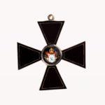 Знак ордена Святого Владимира II степени (темной эмали)