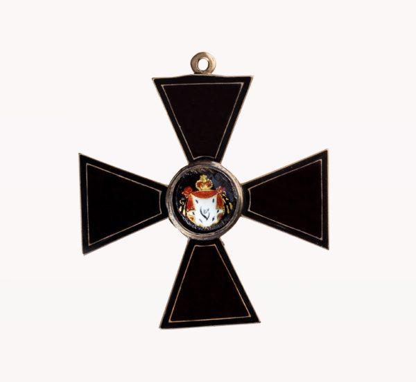 знак ордена Святого Владимира 2-й степени (темной эмали)