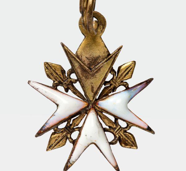 Донат ордена Святого Иоанна Иерусалимского (для дворян)