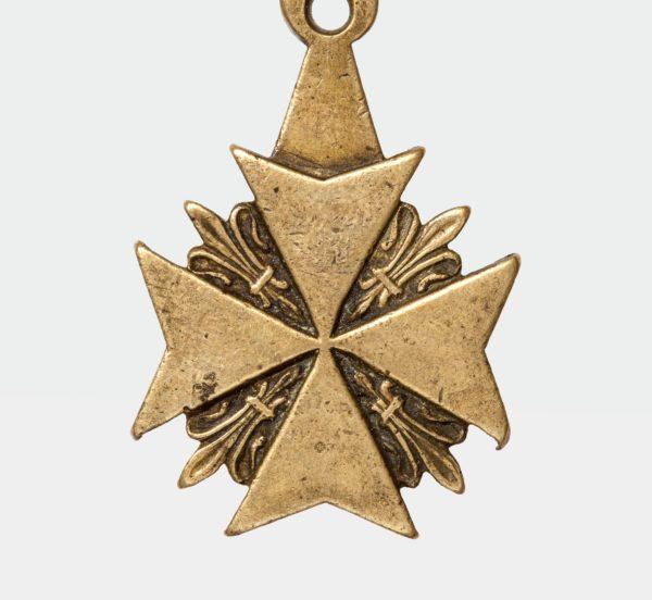 Донат ордена Святого Иоанна Иерусалимского (для нижних чинов). №503