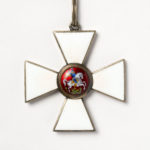 Знак ордена Святого Георгия II степени